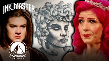 Ink Master Artists Brought To Tears 😭