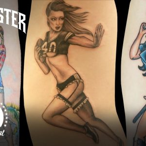 Ink Master's Best Pinup Tattoos 👙