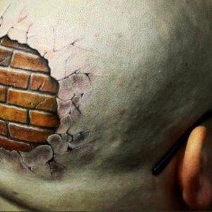 Insane 3D Tattoos - Amazing Tattoo Designs