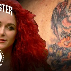 'It's like thin paper' Ink Master's Most Difficult Canvas Skin