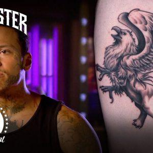 Jerrel Larkins' Tattoo Canvas Quits | Ink Master & Jack Daniel's