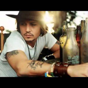 Johnny Depp Tattoo Designs