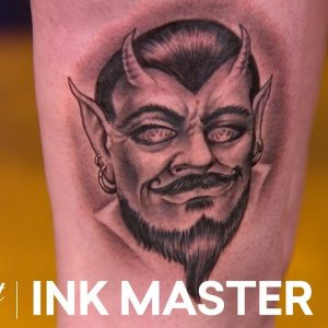 'Handsome Devil? Cleen vs Christian Face-Off | Ink Master: Grudge Match (Season 11)