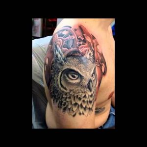 Meaning Of Owl Tattoos