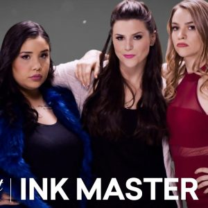 Meet the Women's Team | Ink Master: Battle of the Sexes (Season 12)