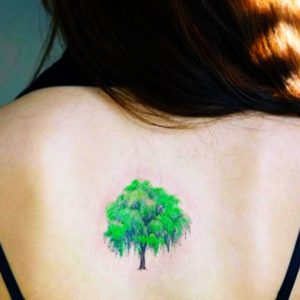 Most Amazing Examples Of Tree Tattoo Designs And Ideas