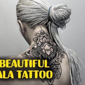 Most Beautiful Mandala Tattoo
