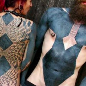 Most Extreme Blackout Tattoos