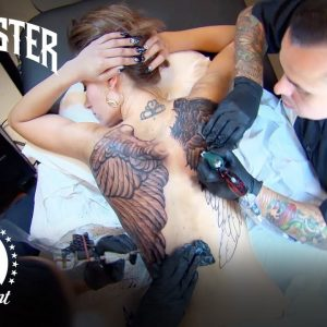 Most Painful Tattoos on Ink Master 💉😵