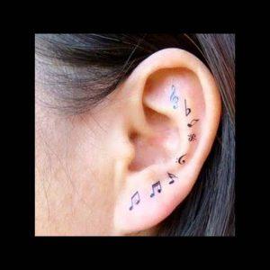 Music Themed Tattoo Ideas