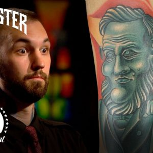 Not So Recognizable Landmark Tattoos 🥴 Ink Master