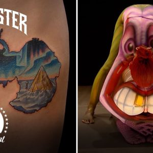 NSFW Tattoo Challenges 😱 Ink Master