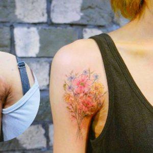 Original Scar Concealing Tattoo Designs