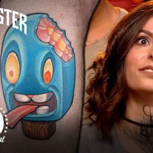 Most Intense Tattoo Marathon Sessions on Ink Master 😅 Part 1