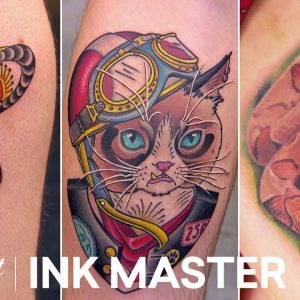 'Three Strikes, You're Out' Face-Off Official Highlight | Ink Master: Grudge Match (Season 11)