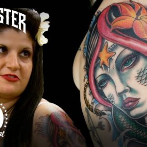 """""""He Added Something Without Telling Me"""" Angry Tattoo Canvas Returns 