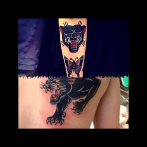Panther Tattoo Ideas