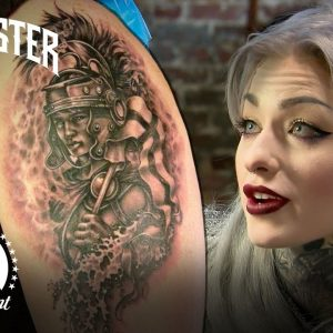 Ryan Ashley's Best 'Ink Master: Angels' Face-Offs 👼 Ink Master