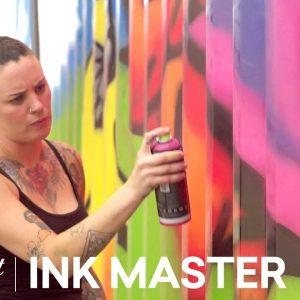 'Graffiti Makes The Dream Work' Official Sneak Peek | Ink Master: Grudge Match (Season 11)