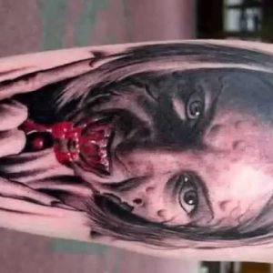 Scary 3D Tattoos - Amazing Tattoo Designs HD