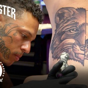 'Schematic Tattoo' Elimination Challenge Highlight | Turf War (Season 13)