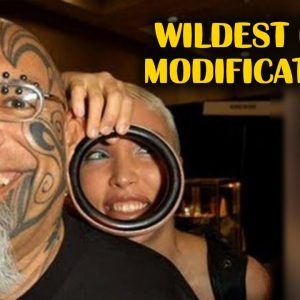 Why These People Did This to Their Bodies ►Wildest Body Modifications