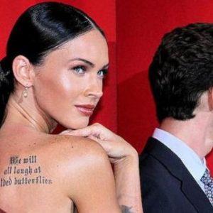 Sexy Megan Fox Tattoos | TATTOO WORLD
