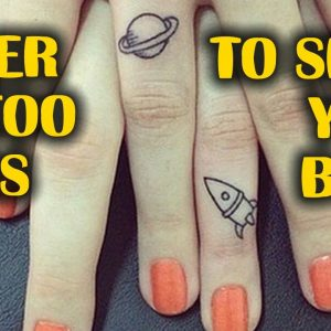 Sister Tattoo Ideas To Show Your Bond