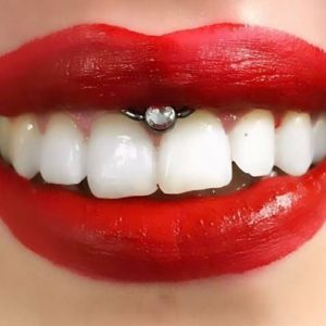 Smiley Piercing for smile lovers