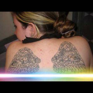 Stunning Wing Tattoo Designs