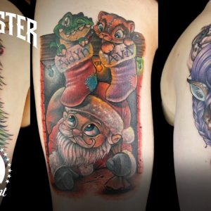 Best Christmas Tattoos on Ink Master 🎄🎅🏻
