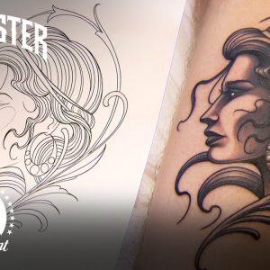 'Tattoo Your Drawing' Highlight | Turf War (Season 13)