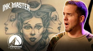 Tattoos That Weren't Finished 😰 (Part 2) | Ink Master