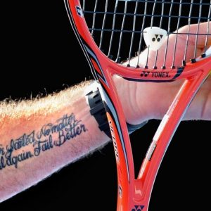 Tennis Players And Their Tattoos