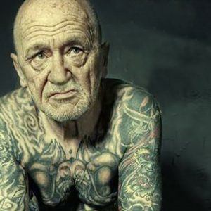 The Beauty And Inexplicable Charm Of Old People With Tattoos