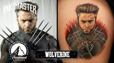 The Best (& Worst) Superhero Tattoos   Ink Master