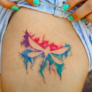 The Most Inspirational Thigh Tattoos For Women