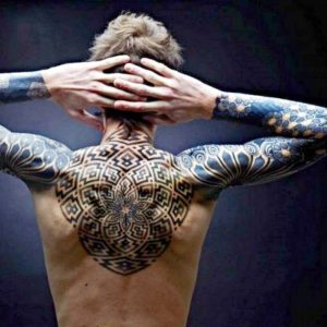 The Most Mysterious Geometry Tattoo Designs