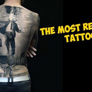 The Most Realistic Tattoos Ever