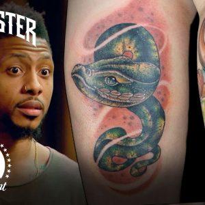 The Worst Tattoos Of Ink Master Season 9 😑 Part 1