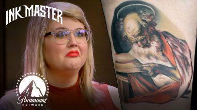 The Worst Tattoos Of Ink Master Season 9 😬 Part 2