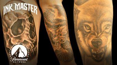 The Worst Tattoos Of Season 2   Ink Master