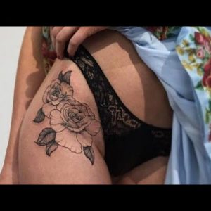 TOP 10 BEST FLOWER TATTOO DESIGNS FOR WOMEN AND GIRLS IN 2020