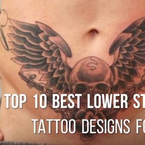 TOP 10 BEST LOWER STOMACH TATTOO DESIGNS FOR MAN IN 2020