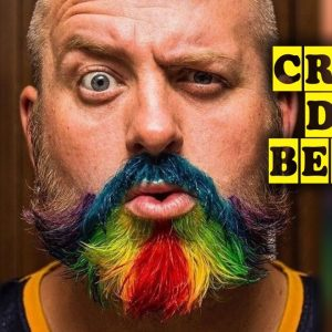 TOP 20 Crazy Dyed Beard Examples | TATTOO WORLD
