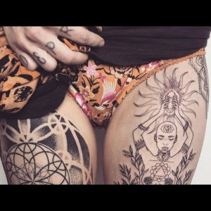 TOP 21 BEST HUMAN PLANET TATTOO DESIGNS IN 2020