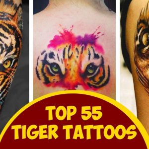 Top 55 Tiger Tattoos For Men And Women