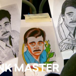 'Traditional Illustrative Portrait' Elimination Highlight 🎨 Battle of the Sexes (Season 12)