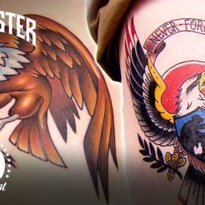 'Patriotic Tattoo' Elimination Highlight 🇺🇸 Turf War (Season 13)
