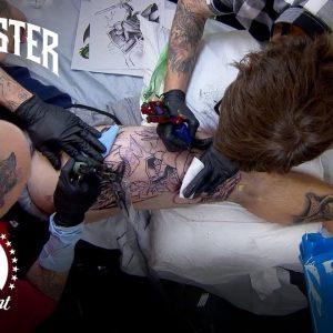 Unforgettable Tag Team Tattoos 👯 Ink Master